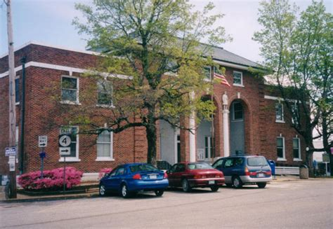 Ripley County Court Records Tippah County Courthouse