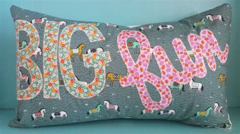 fabric for pillows and curtains whimsical quot big fun quot pillow cover horse fabric home decor
