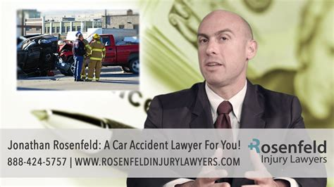 Auto Lawyers In Chicago 5 by Jonathan Rosenfeld A Chicago Car Lawyer For You