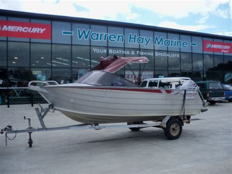 ramco boats for sale ramco tearaway ub2455 boats for sale nz