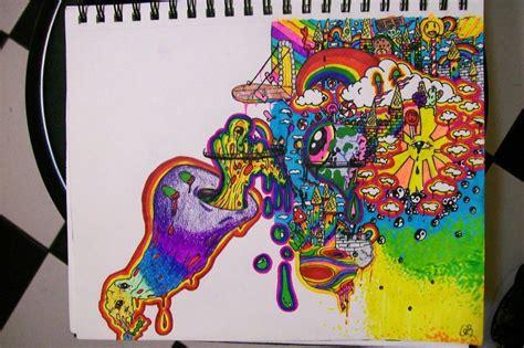 9 Drawings On Acid acid trip by eatbrains4satan on deviantart