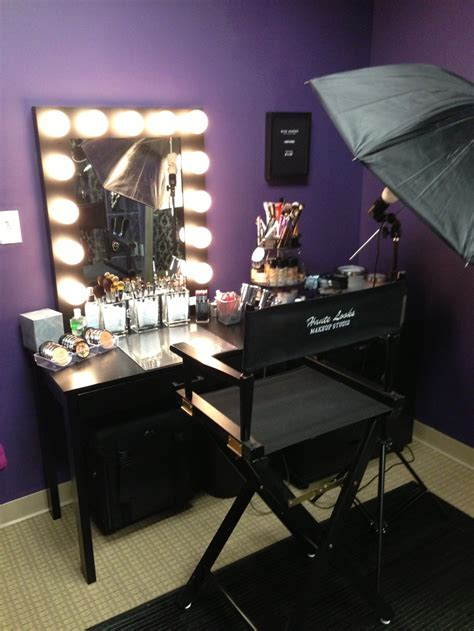 Makeup Salon makeup studio ideas makeup vidalondon