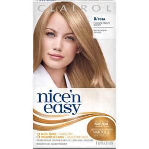 neutral hair color clairol n easy 103a medium neutral