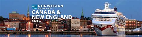 norwegian cruise careers norwegian canada cruises 2018 and 2019 canada and new