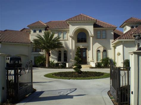 mediterranean custom homes mediterranean style homes bukit