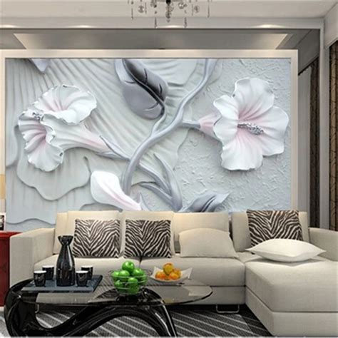 3d wall painting for your bedroom aliexpress com buy custom 3d photo wallpaper for living