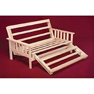 world of futons size futon lounger bed frame