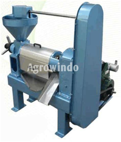 Mesin Pembuat Minyak Wijen daftar mesin pertanian modern lengkap terbaru agrowindo