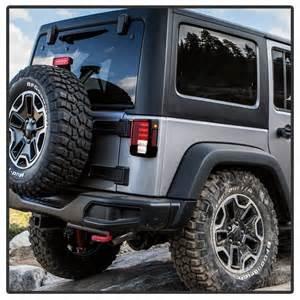 2007 2015 jeep wrangler led performance lights