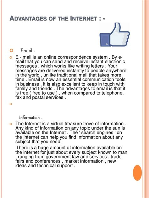 8 Advantages Of Electronic Communication by Advantages And Disadvantages Of