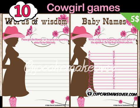 western names baby shower instant cupcakemakeover
