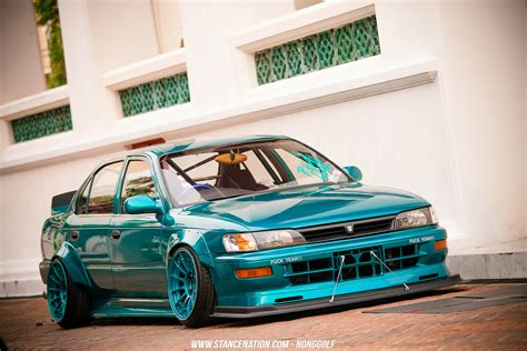 stanced toyota corolla image gallery stanced toyota