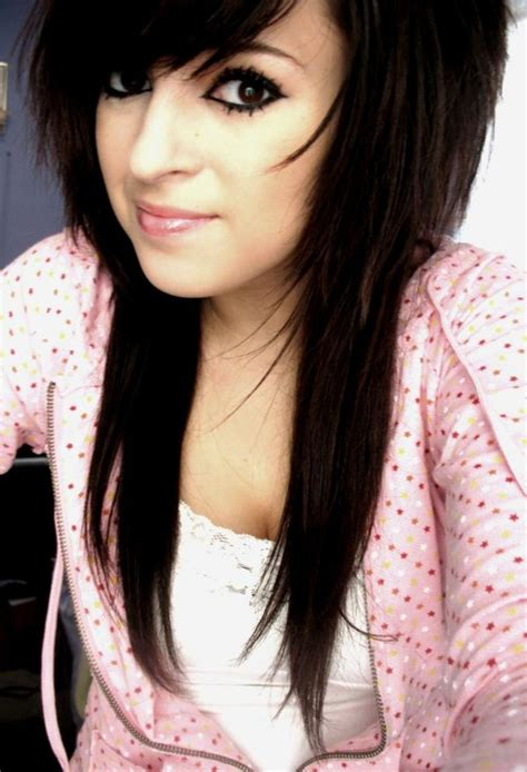 Medium Length Layered Emo Haircuts Emo Hairstyles And