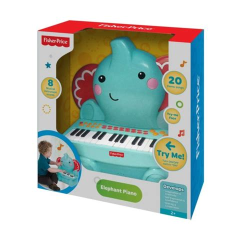 Fisher Price Piano fisher price elephant piano only 14 30 reg 39 99