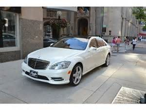 Used Cars For Sale In The Chicago Il Area On Craigslist Find Used 2011 Mercedes S550 4matic Amg Sport