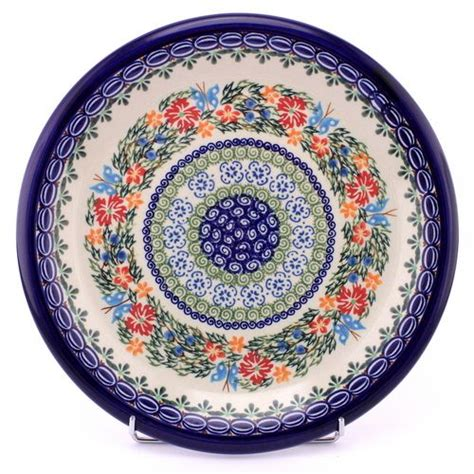polish pottery dinner plate pattern number 233ar 17 best images about polish pottery patterns and plates