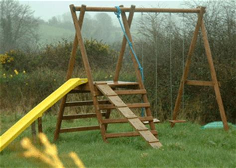swing set slides for sale timber swings slides activity centres for sale