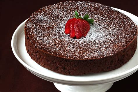 Flourless Chocolate Cake Ingredients And Directions by 3 Ingredient Flourless Chocolate Cake Recipes For