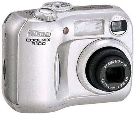 nikon coolpix 3100 digital nikon coolpix 3100 battery and charger coolpix 3100