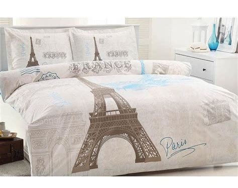 cute queen bedding eifel tower print bedding cute for teen room with teal