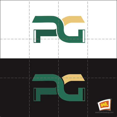 lettere pg make this letter pg logo your own for free the subtle