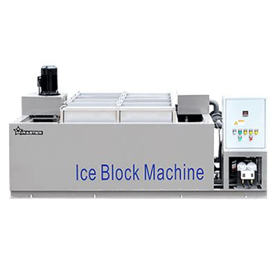 Mesin Es Salt Water Block Machine Mb02 Mesin Es Balok Air