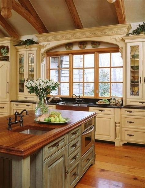 Country Corner Kitchen by Best 25 Wooden Kitchen Cabinets Ideas On