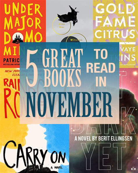 great to read 5 great books to read in november