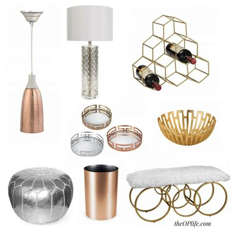 15 best gold silver home decor silver and gold decor mix