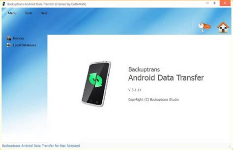 android data transfer backuptrans android whatsapp transfer softhardware