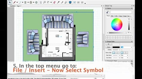 google layout tutorial youtube how to insert 2dplan images to google sketchup layout