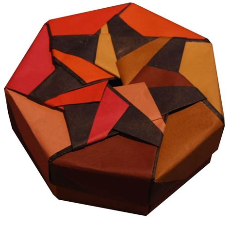 Origami Cool Box - 390 best images about origami boxes and containers on