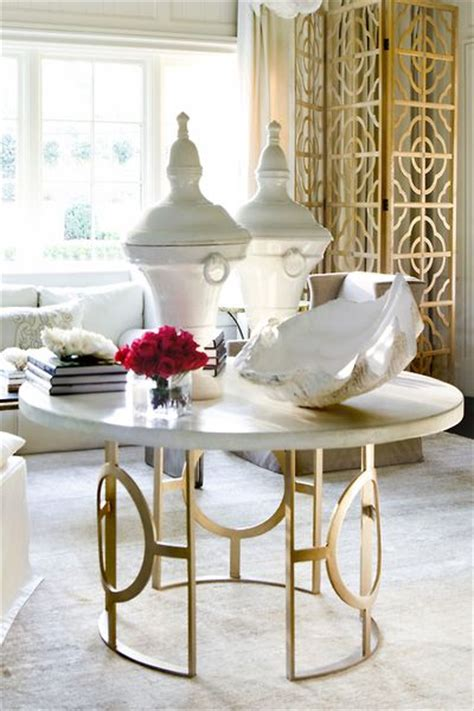 White And Gold Table L 10 Stunning Gold And White Console Table Designs
