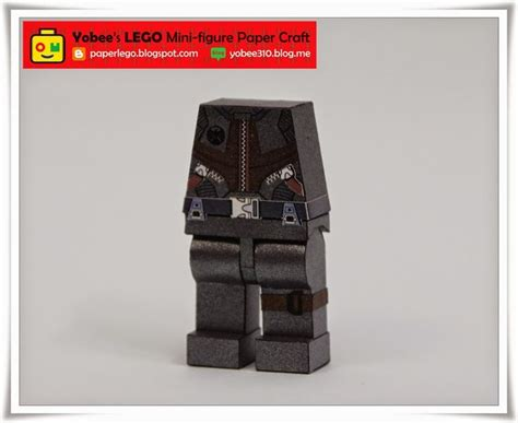 How To Make A Paper Lego - 1000 images about yobee lego papercraft on