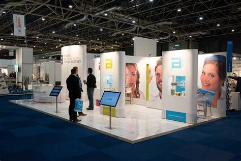 exhibition booth design germany trade show booth in germany expo display service