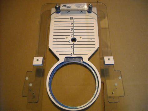 Tajima Set 50 hoop master set up for tajima