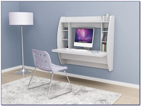 wall mounted floating desk ikea floating wall desk canada desk home design ideas