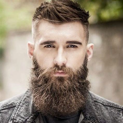 guys hairstyles with beards cool beards and hairstyles for men men s haircuts
