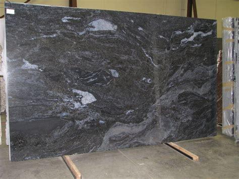 Steel Gray Granite Countertops by Splash Blue Granite