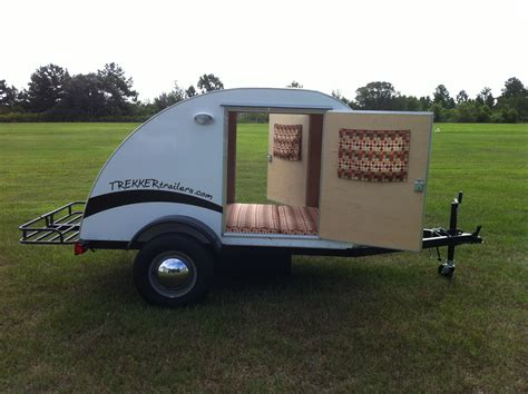 Trailer Sleeper by Trekker Trailers 187 The Simple Sleeper Teardrop