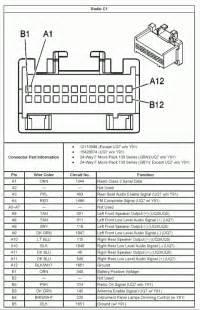 wiring diagram 2003 silverado radio intergeorgia info