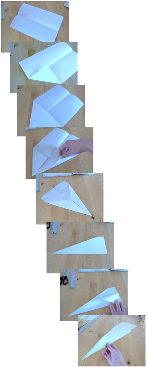 How To Make A Classic Paper Airplane - make classic dart paper airplane image search results
