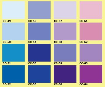 bluish purple color color charts wholesale flowers for weddings and events