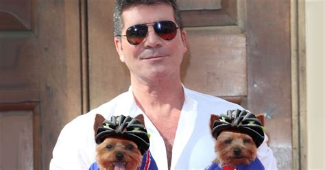 Beefs Up Security Following Borat by Simon Cowell Beefs Up Security At 163 10m Mansion With