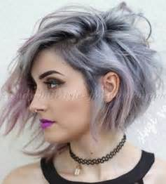 trendy gray hair styles bob hairstyles bob hairstyle for grey hair trendy