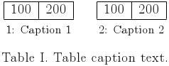 latex tutorial subfigure latex图表标题的格式 学步园