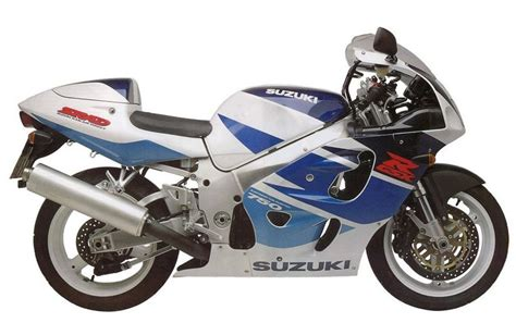 Suzuki Gsxr 750 1998 Suzuki Gsx R 750 1998 Datasheet Service Manual And