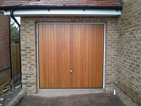 wooden garage doors timber garage doors  sale uk