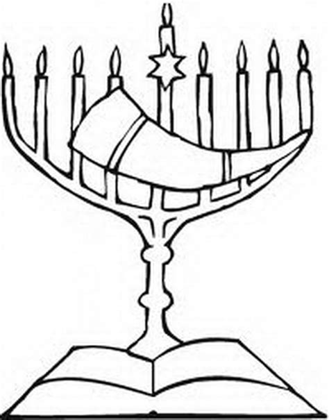 hanukkah symbols coloring pages jewish symbols coloring pages