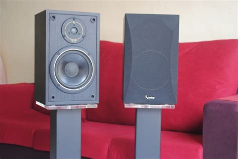 infinity sm65 bookshelf speakers used sold